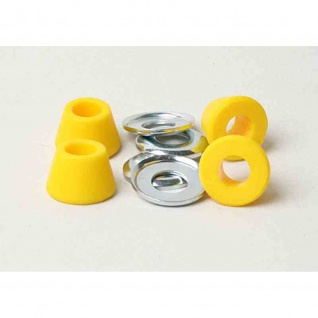 RM Polyurethane Cones-Soft Gelb Suzuki RMZ 250 RMZ 450 & Ride Engineering Triple Clamps