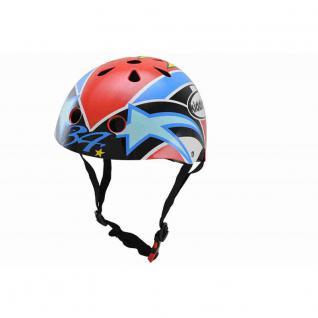 Kiddimoto Helm 34 Kevin Schwantz Größe S 48-53 cm, geprüft nach EC EN1078