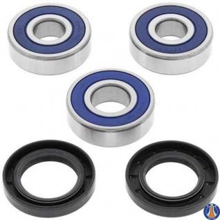 Wheel Bearing Kit Rear Honda Cb400f 89-90, Cb450sc 82-86, Cb750 Nighthawk 91-03, Cbr400 91-98, Cbr600f 87-90, Cm450a 83, Vf500c 84-85, Vf500f 84-86, Vt600c Shadow 88-07, Vt600cd 93-07, Vt600cd2 99-00 - Vorschau