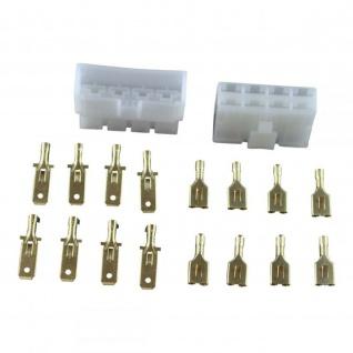 Connectors Kit Regulator Universal 8-Pin Connector Kit (4/Pack)