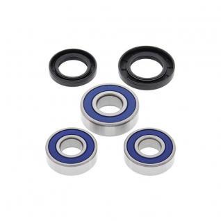 Wheel Bearing Kit Rear Honda FMX650 (Euro) 05-06, FX650 (Euro) 99-00, NX500 (EURO) 93-99, NX650 (Euro) 88-99, SLR 650 (Euro) 97-98, XL600V TRANSALP (Euro) 87-96, XR250L 91-96, XRE300 (SA) 10-12