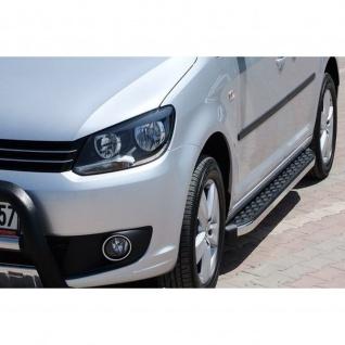 Trittbretter VW Touran ab Baujahr 2006 Model Hitit in chrom