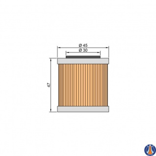 TWIN AIR Oilfilter Husqvarna 250 08/09 310/530 08/10 630 10- - Vorschau 4