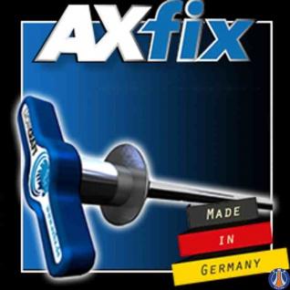 AXfix patentierte Transportlösung Motorrad Suzuki GSX-S 750 GSX-S 1000 Suzuki GSX 1400 - Vorschau 3