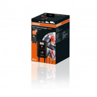 OSRAM BATTERYcharge 908 8 Ampere intelligentes Batterieladegerät mit mehrstufigem Ladezyklus