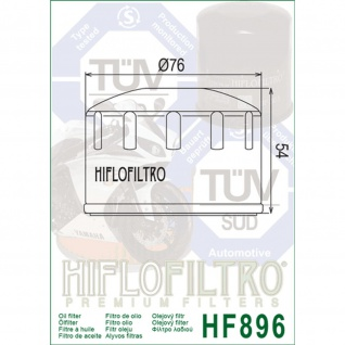 HF896 Ölfilter Ural Gear Patrol Retro Sportsman T Tourist IMZ-8.1040-01090