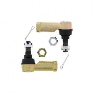 Tie Rod End Kit Honda TRX500FA 01-17, TRX500FE 05-17, TRX500FGA 04-08, TRX500FM 05-13, TRX500FM Solid Axle 14-17, TRX500FPA 09-14, TRX500FPE 07-13, TRX500FPM 08-13, TRX500TM 05-06, TRX650 Rincon 03-05, TRX680 Rincon 06-17, Tie Rod Upgrade Replacement Ends