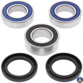 Wheel Bearing Kit Rear Husqvarna CR125 00-10, CR250 00-04, SM400R 04, SM450 10, SM450R 03-09, SM510 10, SM510R 05-09, SM530R 09, SM610 01-08, SMR570 02-03, SMR610 00-01, SMS630 10, TC250 03-10, TC450 03-10, TC510 05-09, TC570 02, TC610 00-01,