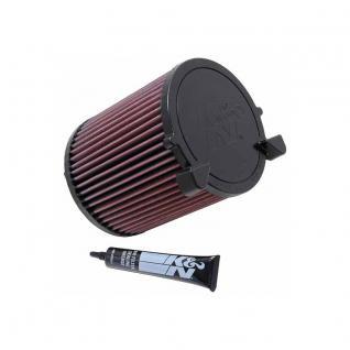 K&N Tauschluftfilter Replacement Air Filter VW SKODA AUDI SEAT