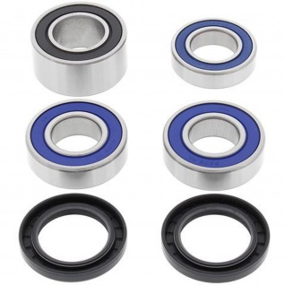 Wheel Bearing Kit Rear Honda Cbr929rr 00-01, Cbr954rr 02-03, Rvt1000r Rc51 00-06 - Vorschau