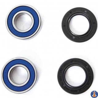 Wheel Bearing Kit Kawasak Z750 (EURO) 04-06, ZR750 (Z750S) 05-06 KDX200 89-06, KDX220 97-05, KDX250 91-94, KLX250R 94-96, KLX250S 06-14, KLX250SF 09-10, KLX300(R) 97-07, KLX650D1 96, KLX650R 93-96, KX125 86-96, KX250 86-96, KX500 86-93