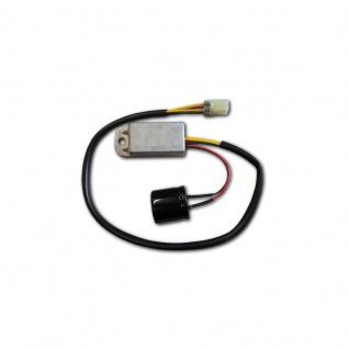 Regulator Rectifier Honda CR125R 04, CR250R 02-07 OEM 31600-KZ3-J41