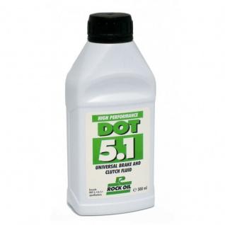 Universelle Brems- und Kupplungsflüssigkeit Brake fluid DOT 5.1
