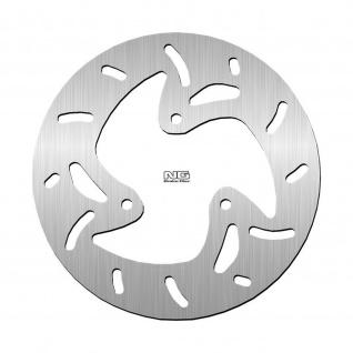 Bremsscheibe NG 0014 200 mm, starr (FXD)