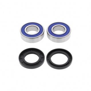 Wheel Bearing Kit Front BMW F800R 05-14, F800S 04-08, F800ST 04-13, HP2 Enduro 04-06, HP2 MEGAMOTO 06-08, HP2 SPORT 07-10, R1200GS 03-13, R1200R 05-14, R1200RT 03-14, R1200ST 03-07, R900RT 05-10
