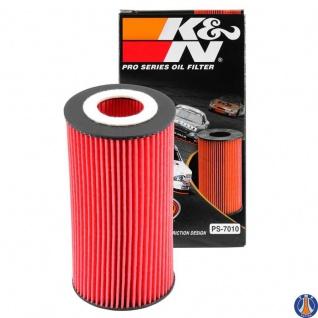 K&N Ölfilter PS-7010 AUDI VOLVO Skoda VW 06D115405 1371199 06D115562