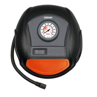 OSRAM TYREinflate 200 12V Schnelle Mobile Reifenpumpe mit Kabel