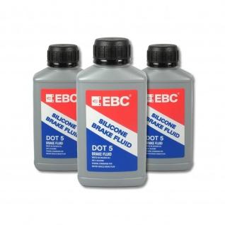 Bremsflüssigkeit DOT5 (Silikon-Bremsflüssigkeit) 250ml BF005