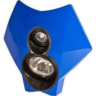 TrailTech X2 - Universal X2 Halogen Kit, 70 watts, Blue