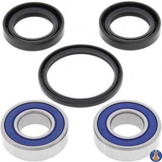 Wheel Bearing Kit Front Honda CB1000 94-95, CB750 Nighthawk 91-03, CBR1000F 87-88, CBR400 91-98, CBR600F 87-90, CBR600F2 91-94, CBR900RR 93-94, GL1500 88-90, GL1500A 91-00, GL1500C 97, GL1500CT 97, GL1500I 91-96, GL1500S 90-91, GL1500SE 90-00, NT650 (Euro