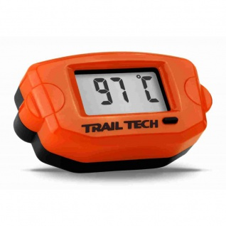 TTO Temp Meter - orange - 14mm Spark Plug CHT Sensor