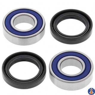 Wheel Bearing Kit Front Eton CXL-150 , RXL150 , YXL150 , Honda CRF250L 17, CRF250L ABS 17, CRF250LR RALLY 17, CRF250LR RALLY ABS 17, KTM Adventure 640 98-00, EXC 620 94, LC4 500 91, LC4 600 91, MXC 440 94, MXC 550 94-96, SX 105 06-11, SX 125 93-99, SX 250