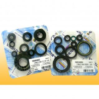 Engine oil seals kit / Motorsimmerringe Aprilia ETX 125 Tuareg 125 Wind 125 Rotax 127 85-87