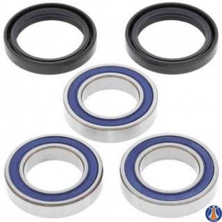 Wheel Bearing Kit Rear Honda CR125R 00-07, CR250R 00-07, CRF250R 04-17, CRF250X 04-17, CRF450R 02-17, CRF450RX 17, CRF450X 05-17, Suzuki RMX450 10-11, RMZ250 07-16, RMZ450 05-16