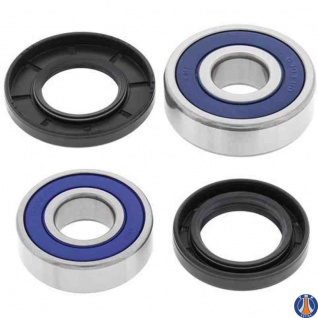 Wheel Bearing Kit Rear Honda CRF230L 08-09, CRF230M 09, CRM250AR (NOT US MODEL) 96-99, XLR125 (Euro) 98, XR125L (Euro) 04-11, XR250R 96-04, XR400R 96-04, Suzuki GV700 Madura 85