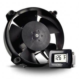 Digital Lüfter Fan Kit Yamaha Fan Kit YZ250FX YZ450FX 15-18