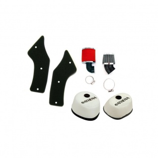 Air filter / Luftfilter Aprilia Derbi Gilera Italjet Piaggio OEM 487719+486942
