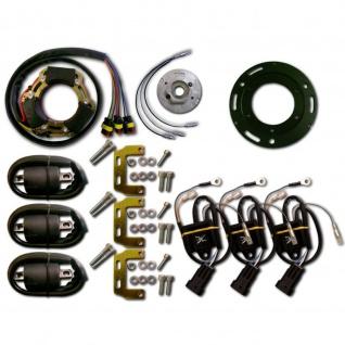 Universal innerrotor ignition Kawasaki KH 250 KH 400 H1 KH 500 Suzuki TR 750 69-80