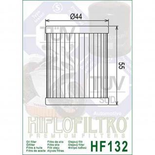 HF132 Ölfilter Artic Cat Kawasaki Suzuki Beta Sym Yamaha 3436-005 52010-S002 16510-19B00 16510-24501 5RU-13440-00 15400-L4A-000