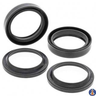 Fork Seal & Dust Seal Kit 41x53x10, 5 Honda CR250R 81, CR450R 81, Kawasaki KX125 82, KXT250 Tecate 86-87, Yamaha XT600 (SA) 96-02, XT600 84-95