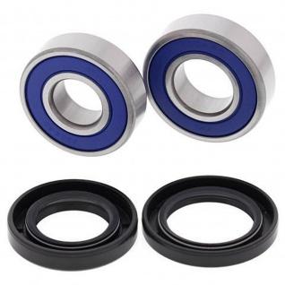 Wheel Bearing Kit Front Can-Am DS 250 06-16, Eton VXL250 0, Yamaha YFM300 Grizzly 12-13