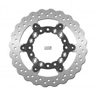 Bremsscheibe NG 0137X 250 mm, schwimmend gelagert (FLD) [Wavy]