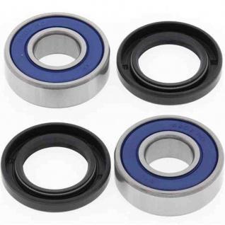 Wheel Bearing Kit Front KTM Duke 390 15-16, RC 390 15, Suzuki AN250 Burgman (Euro) 98-08, AN400 Burgman 03-08, DR250 90-93, DR250S 90-95, DR350 90-96, DR350SE 90-97, DR650RS (Euro) 92-96, DR650SE 92-95, DR800 (Euro) 91-97, Yamaha FZ16 (SA) 10-14