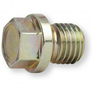 Ölablassschraube Stahl M14 x 1.5 Schlüsselweite 13 mm