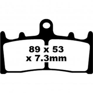 Extreme Pro Bremsbeläge EPFA188HH