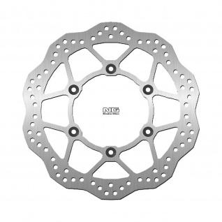 Bremsscheibe NG 0122X 300 mm, starr (FXD) [Wavy]