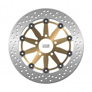 Bremsscheibe NG 1138 300 mm, schwimmend gelagert (FLD) Suzuki GSX-F 750 GSX-R 750 85-88