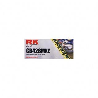 RK Kette GB428MXZ 114 Glieder gold schwarz