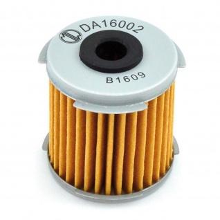 Ölfilter MIW DA16002 Daelim 125 S-1 S-2 Freewing Otello SL125 History SL125 B-Bone 15412-SA1T-000