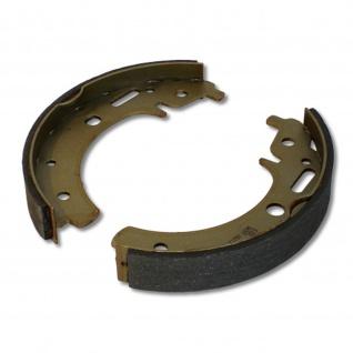 Premium Bremsbacken 6304 für TOYOTA COMMERCIAL