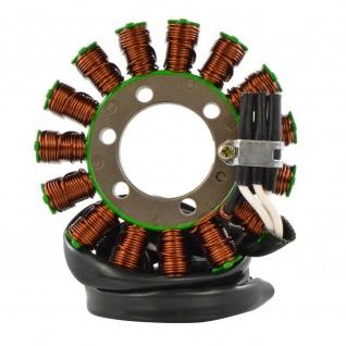 Kit Stator + Machined Aluminum Voltage Regulator Rectifier for BMW S 1000 RR 09-17 S 1000 R 13-17
