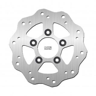 Bremsscheibe NG 0095X 200 mm, starr (FXD) [Wavy]