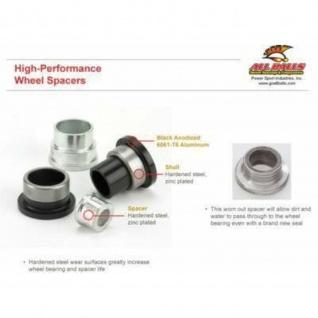Wheel Spacer Kit Front Honda CR125R 96-01, CR250R 96-01, CR500R 96-01