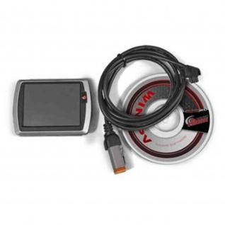 Power Vision alle Harley miit J1850 Delphi Steuergerät Gehäuse Chrome