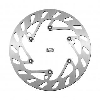 Bremsscheibe NG 0140 260 mm, starr (FXD)