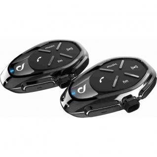 INTERPHONE TOUR Bluetooth®-Kommunikation Doppelpack 2er Set